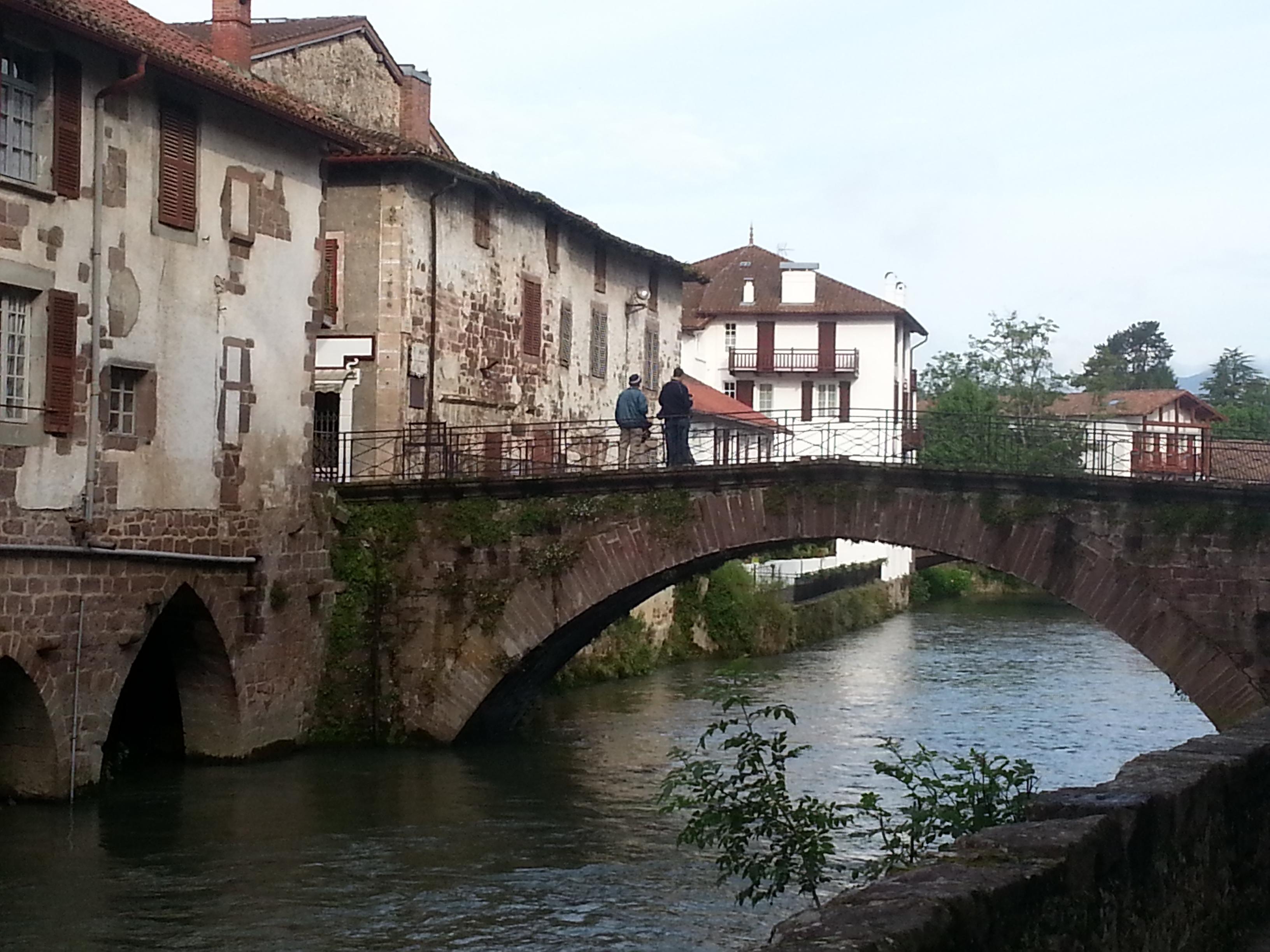 Blog caspin journeys blog - St jean pied de port to roncesvalles ...