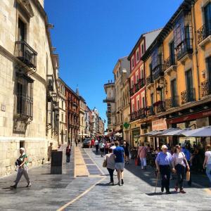 Leon streets